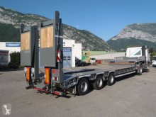 transport utilaje Castera porte-engins 3 essieux DISPO