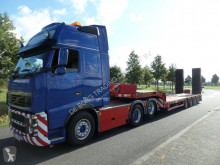 semi remorque Faymonville STN-4U Semi Low Loader with Hydraulic Ramps