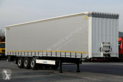 Krone CURTAINSIDER /STANDARD/ XL CERT/ LIFTED AXLE / semi-trailer