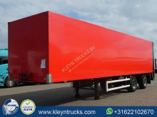 Floor FLO12202 3 tons lift semi-trailer
