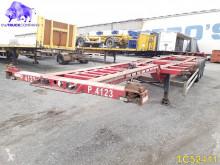 naczepa do transportu kontenerów Krone