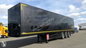 semiremorca furgon izolat second-hand