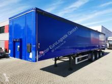 Schmidt Hagen / 2 Lenkachsen / Stahltransport semi-trailer