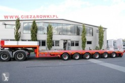 Stokota LOW LOADER SEMI TRAILER 6 STEERING AXLES S6U.H4.N1-01/ 85 T semi-trailer