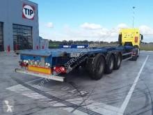 naczepa do transportu kontenerów Lecitrailer