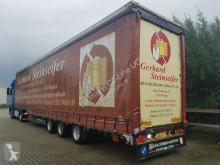 Kotschenreuther beverage delivery flatbed semi-trailer