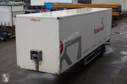 Fruehauf City Trailer Tailgate / MOT: 04-06-2020 semi-trailer