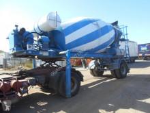 naczepa beton betonomieszarka używany