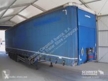 semiremorca Lecitrailer Curtainsider Mega Taillift