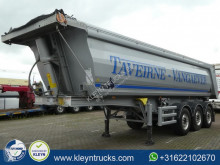Stas S300CX 28m3 full alu semi-trailer