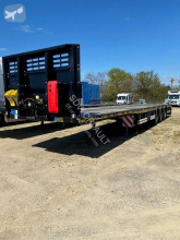 Kässbohrer SPAM PLATEAU BAS EXTENSIBLE semi-trailer