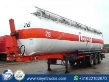 semi remorque Benalu T39NLBEN 58 m3 24v tip unit