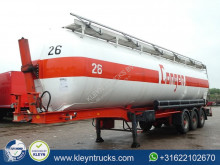 Benalu T39NLBEN 58 m3 24v tip unit semi-trailer