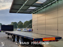 Van Hool Pritsche Hartholz-Boden SAF semi-trailer