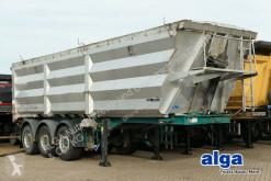 semi remorque Lück SKF 35, Stahl, Hardox, 38m³, Türen, 3-Achser