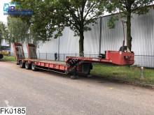 semi remorque Robuste Kaiser Lowbed 53000 KG, Steel suspension, Lowbed
