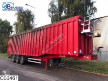 semi reboque Robuste Kaiser kipper 75 M3, Disc brakes, Steel chassis and steel loading platform