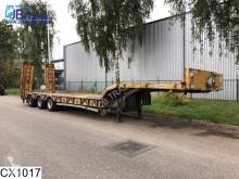 naczepa Kaiser Lowbed 57000 KG, Steel suspension, Lowbed, B 2,53 + 2 x 0,25 mtr