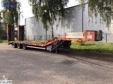 Robuste Kaiser Lowbed 45000 KG, Steel suspension, Winch, Lowbed, B 2.52 + 2x 0.23 mtr semi-trailer