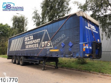 Kögel Tautliner Demage Trailer, Coil, stahl, staal, steel, DRUM BRAKES semi-trailer