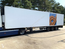 semirimorchio Lamberet 3-As BPW - 2m47 x 2m60 + CARRIER VECTOR 1800 Mt - FULL CHASSIS - DISC BRAKES - NICE CONDITION