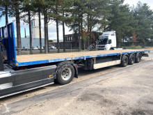 General Trailers 3-AS MEGA FLATBED / PLATTE TRAILER / PLATEAU - SMB - 445/45R19.5 - AIR SUSPENSION semi-trailer