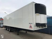 semi remorque Schmitz Cargobull koelvries carrier vector stuuras onderschuifklep