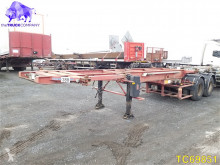 Asca 20' Container Transport semi-trailer