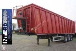 полуремарке контейнер за скрап втора употреба