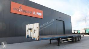 LAG strong trailer, hardwooden floor, BPW semi-trailer