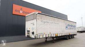 semi remorque Schmitz Cargobull mega, discbrakes, lifting roof, galvanized, TÜV: 05/2020, XL-sheets