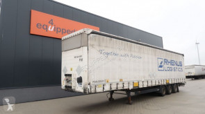 Schmitz Cargobull mega, discbrakes, lifting roof, galvanized, TÜV: 05/2020, XL-sheets semi-trailer