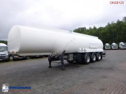 semi remorque Cobo Fuel tank alu 39.9 m3 / 5 comp / ADR 08/2019
