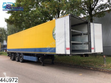 semi remorque Schmitz Cargobull gesloten bak Front and back doors, Front and rear loader, Disc brakes