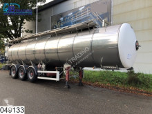semi remorque Magyar Bitum 30000 Liter, Isolated Bitum tank, 250 c, 2,6 bar