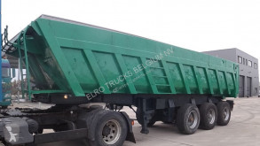 semi reboque nc Castera SR343A (STEEL TIPPER AND CHASSIS)
