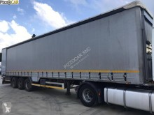 General Trailers beverage delivery semi-trailer