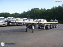 semi remorque Nooteboom Platform trailer extendable / 43.9 m / 83 t / OVB-73-04V