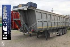 semi reboque TecnoKar Trailers semirimorchio vasca ribaltabile rottami 52m3