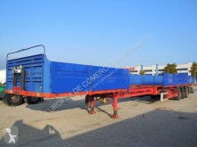 used iron carrier flatbed semi-trailer