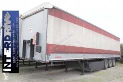 Kögel semirimorchio centinato sponde usato semi-trailer