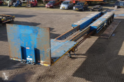 semirimorchio Broshuis Boat transport / Flatbed Extendable 19.10m/ 40ft. / 20ft.