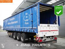 semi remorque nc Stahl Transport Verbreitbar Rungen Palettenkasten