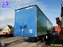 Renders tautliner semi-trailer