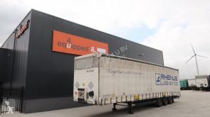 Schmitz Cargobull mega, Scheibebremsen Hubdach, galvanisiert Code- XL Plane Auflieger