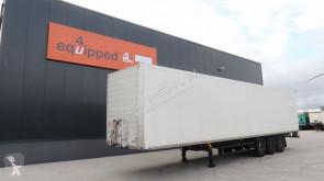 semi remorque Schmitz Cargobull galvanized, full chassis, SAF+disc NL-trailer