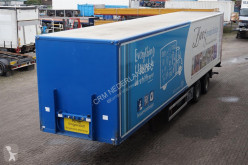 semi reboque Groenewegen Closed Box MOT: 17-10-2020 / Tailgate 2000KG