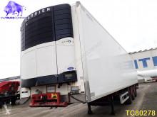 Renders mono temperature refrigerated semi-trailer