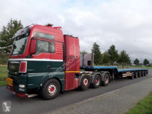 Faymonville SPZ5AAAX WING CARRIER semi-trailer