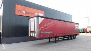Burg BPW+drum, NL-trailer, hardwooden floor Auflieger